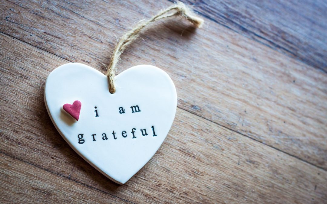 Finding Gratitude in Your Every Day at Work